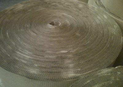 Single Face Corrugated Board in Rolls