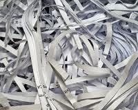 White Shredded Paper
