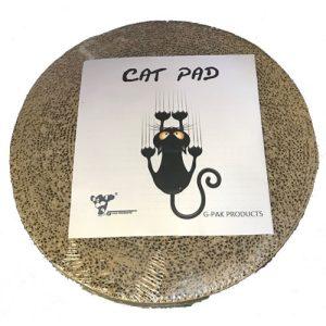 Cat scratch pad