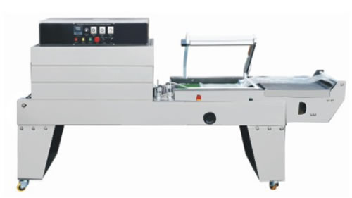 FQS4525C Continuous seal-cut-shrink combined
