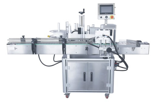 AR50 Automatic round bottle labelling machine