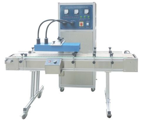 Continuous induction sealer (water cooled)