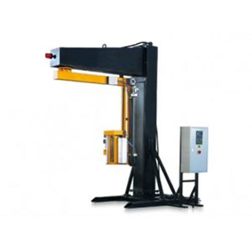 GP1800R Semi-Automaic Rotary Arm Wrap Machine